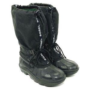 Sorel Men Winter Boot 6 Kauffman Black